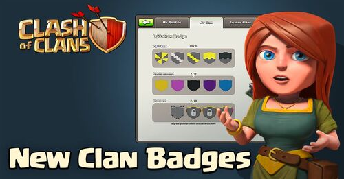 Sneak Peek Clan Badges