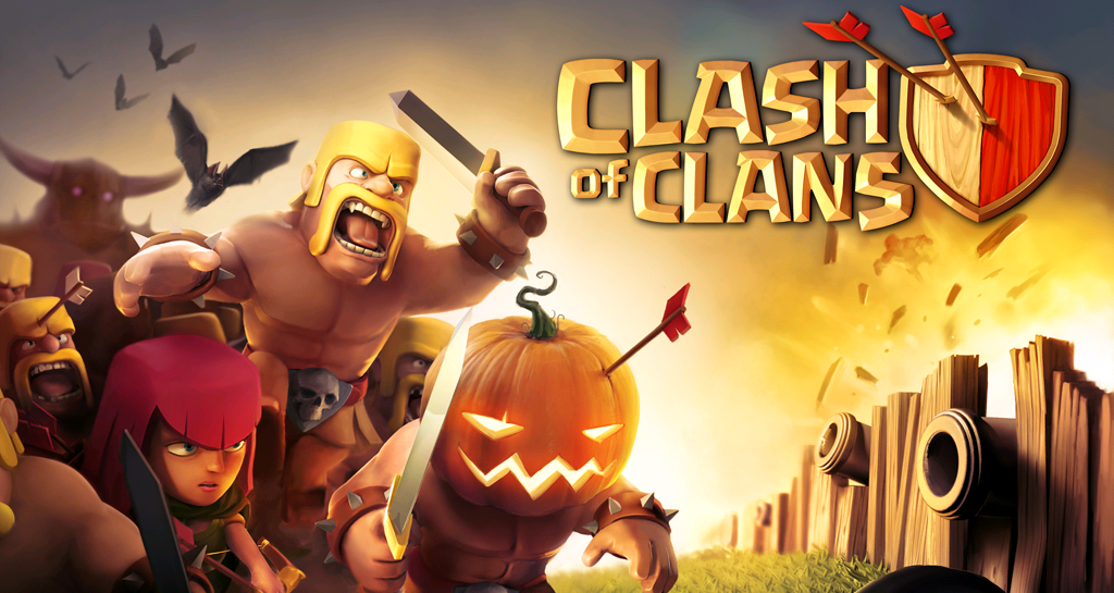Halloween update clash of clans 25.10.16
