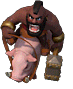 Hog Rider Clash Of Clans Level 1 & 2