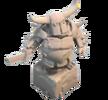 PEKKA Statue