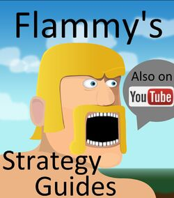 Flammy's Strategy Guides Logo