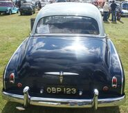 Chevy Styleline rear