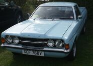 MK3 Cortina Pick Up