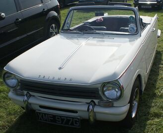 Herald front view