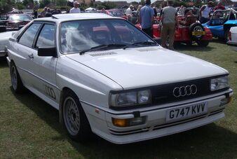 Audi quatro
