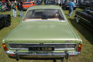 Ford Capri MK1 back