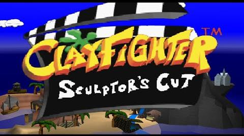 Nintendo 64 Longplay -017- ClayFighter Sculptor's Cut