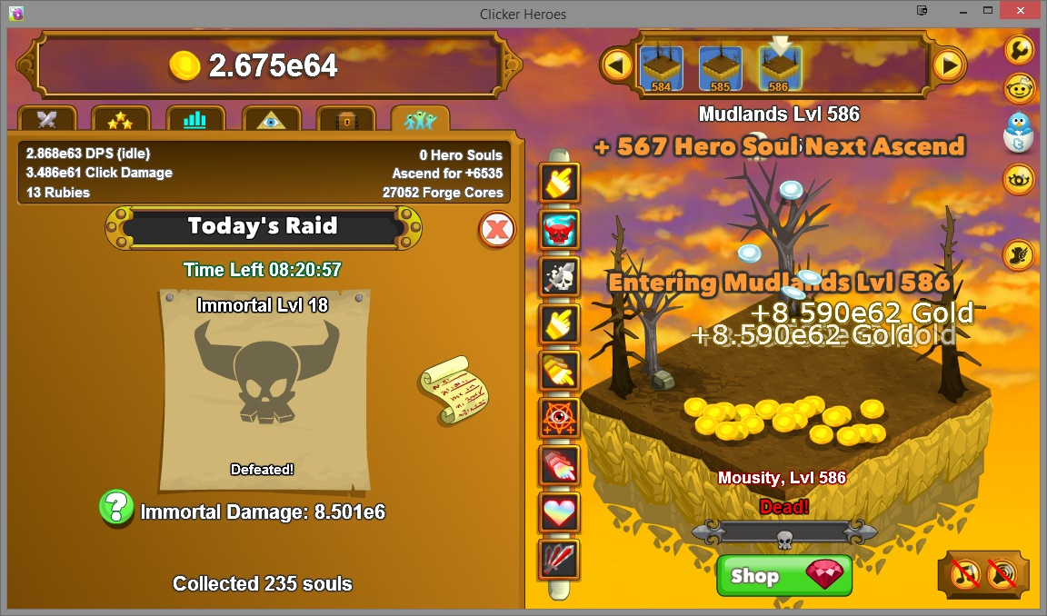 clicker heroes how to get rubies