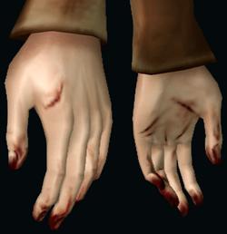 Daniella hands