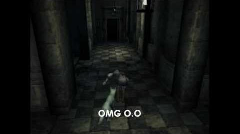Haunting Ground - WTF?! OUCH.