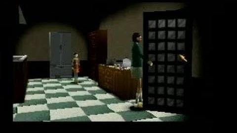 Clock Tower 2 The Struggle Within PlayStation Gameplay