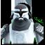 Snow Commander Wolffe 64
