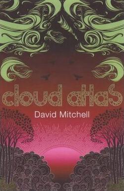 Cloud Atlas Novel First Edition Cover