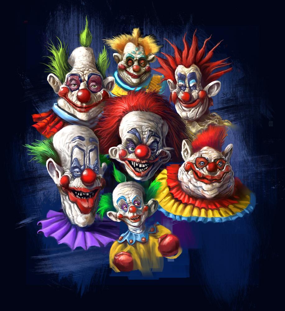 Killer klowns clownopedia fandom powered by wikia - Circus joker wallpaper ...