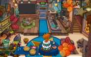 7th Anniversary Party Coffee Shop