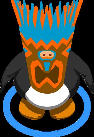File:Blue Tiki Mask IG.png