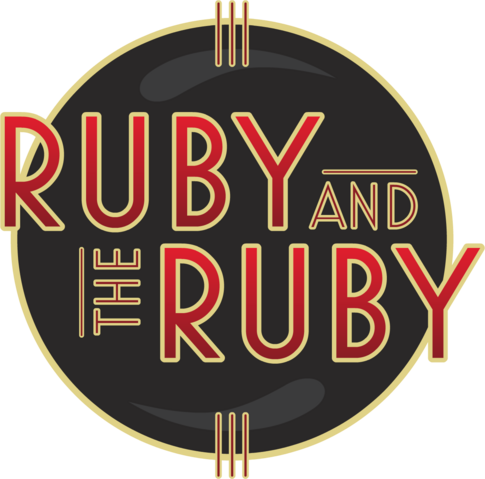 File:Ruby and the Ruby logo.png