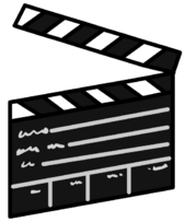 Clapboard clothing icon ID 5209