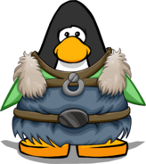 Ogre Costume from a Player Card