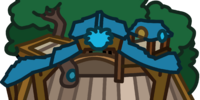 Blue Puffle Tree House
