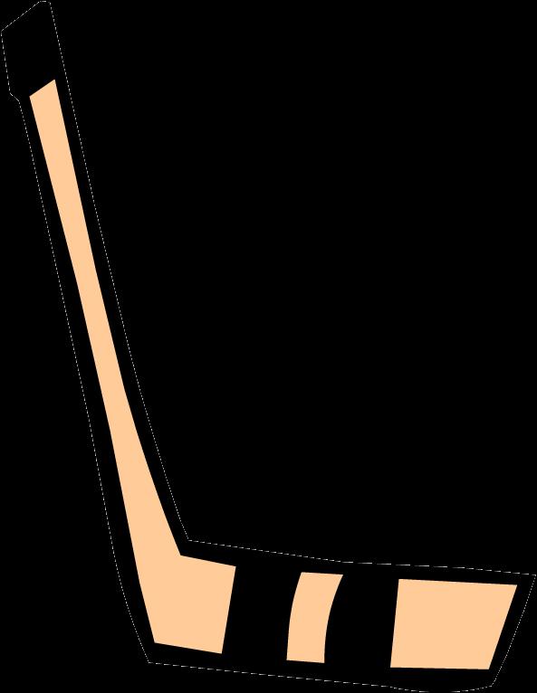 Hockey Stick Template Old Hockey Stick