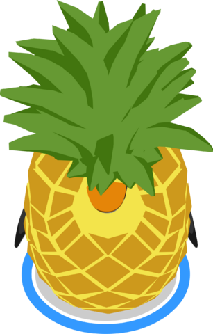 File:Pineapple costume in game.png
