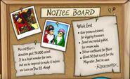 Rh notice board 2008