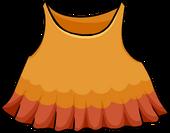 Sunset Dress clothing icon ID 4001
