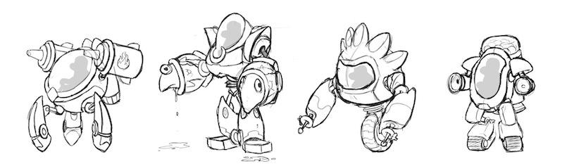 RobosFuturisticParty
