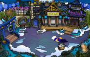 Card-Jitsu Party 2013 Plaza