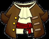 Captain's Coat clothing icon ID 295