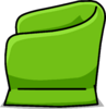 Scoop Chair sprite 009