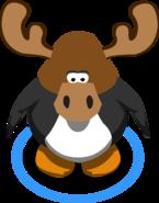 Zeus The Moose Head In-Game