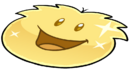 GoldPuffleMatCutoutPetShop