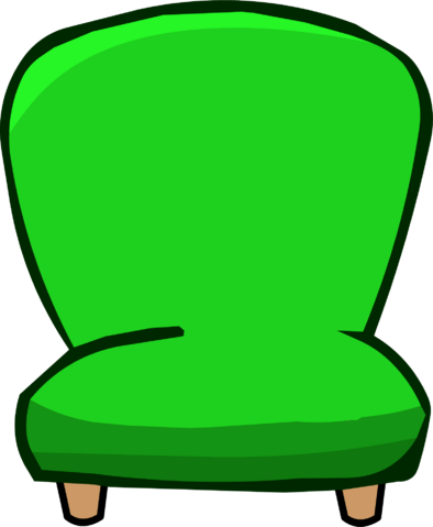 File:Green Plush Chair (97).PNG