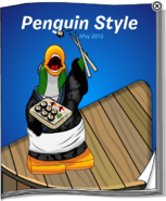 Penguin Style May 2013