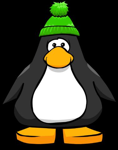 File:Green Pom Pom Toque PC.png