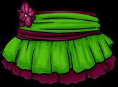 Pretty As A Petal Dress clothing icon ID 4137