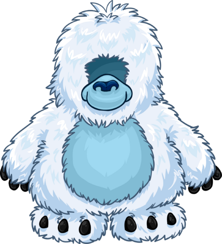 File:Yeti Costume clothing icon ID 4141.png