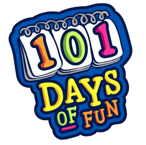 File:101 days of fun logo.PNG