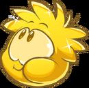 GoldPuffleEat