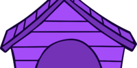 Purple Puffle House