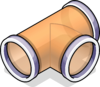 T-joint Puffle Tube sprite 009