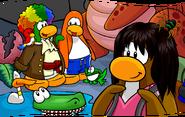 Penguin Tales '09 Wildlife friends