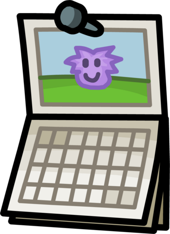File:Purple Puffle seen from the Music Cruise.png