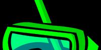 Green Snorkel
