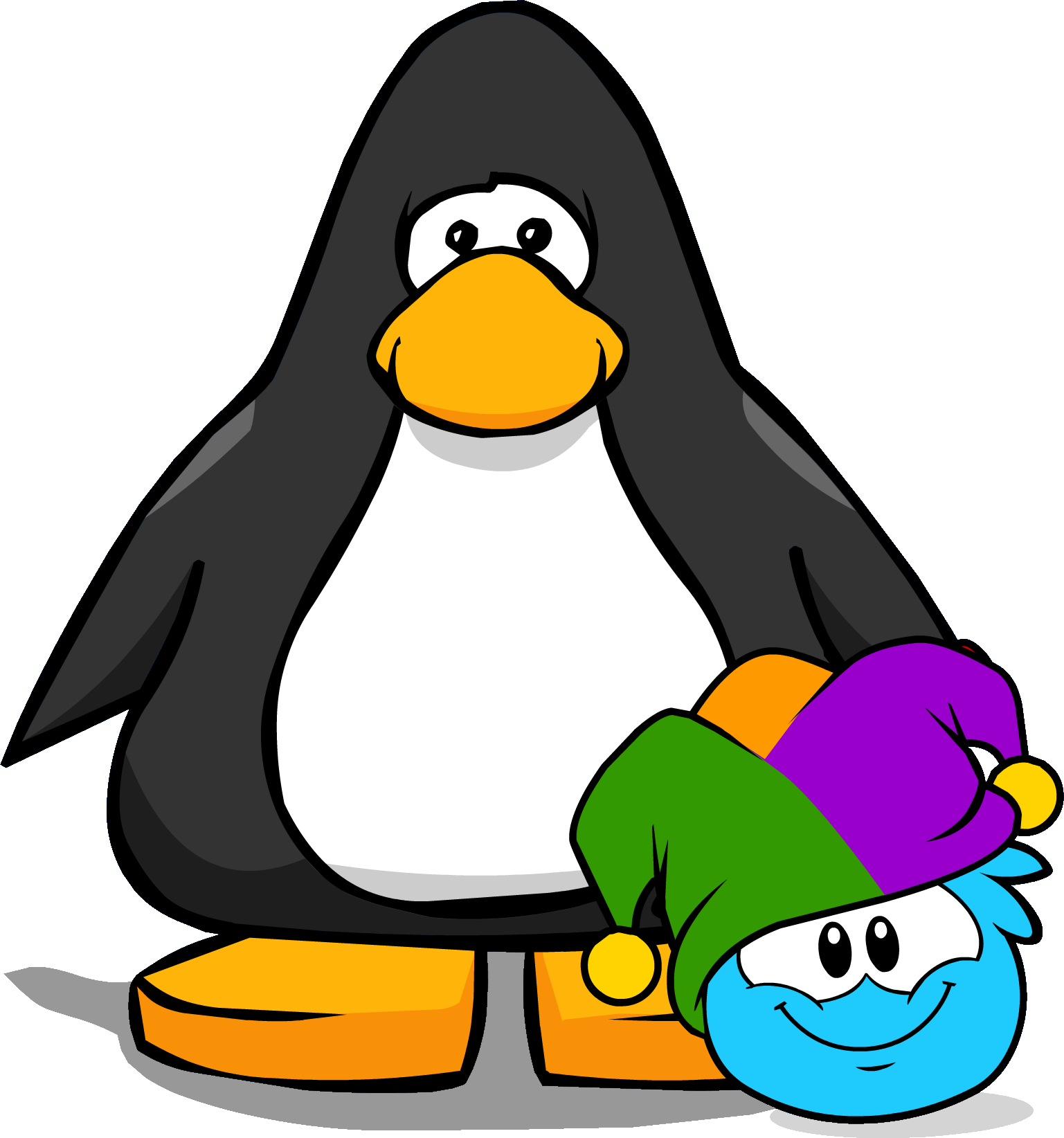 File:Jester Hat (Puffle Hat) on Player Card.png