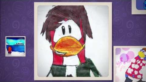 Featured Fan Art January 2017 Disney Club Penguin