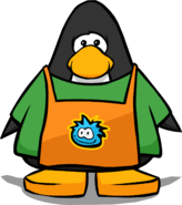 Pet Shop Apron PC