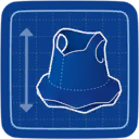 Blueprint Peplum Top icon